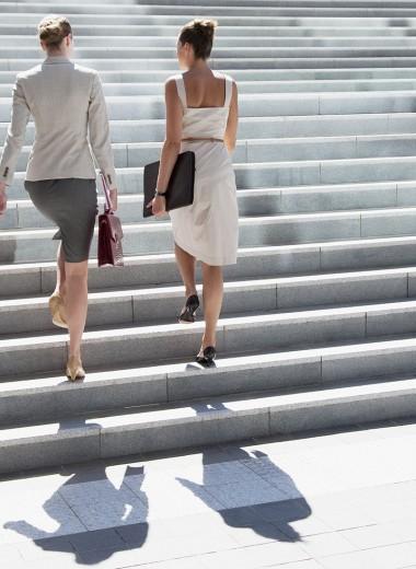 Спасибо, не надо: женщины не хотят работать в «тяжелых индустриях»