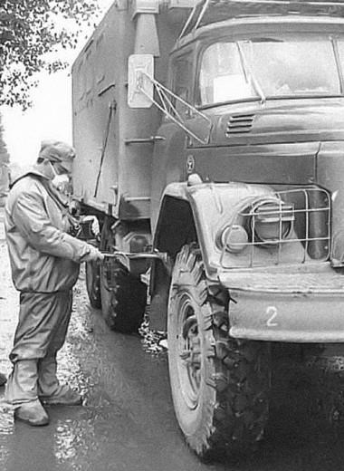 Машины-ликвидаторы. Техника, которая боролась в Чернобыле