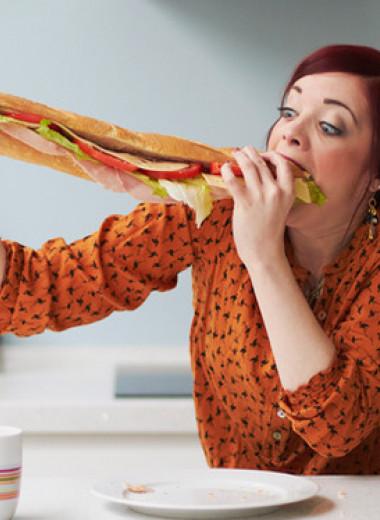 3 техники для борьбы с перееданием