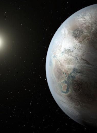 На каких экзопланетах может быть жизнь земного типа