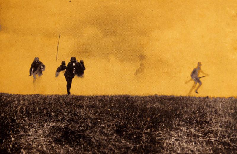 «Здесь плохо пахнет…»: где и когда человечество применяло химическое оружие