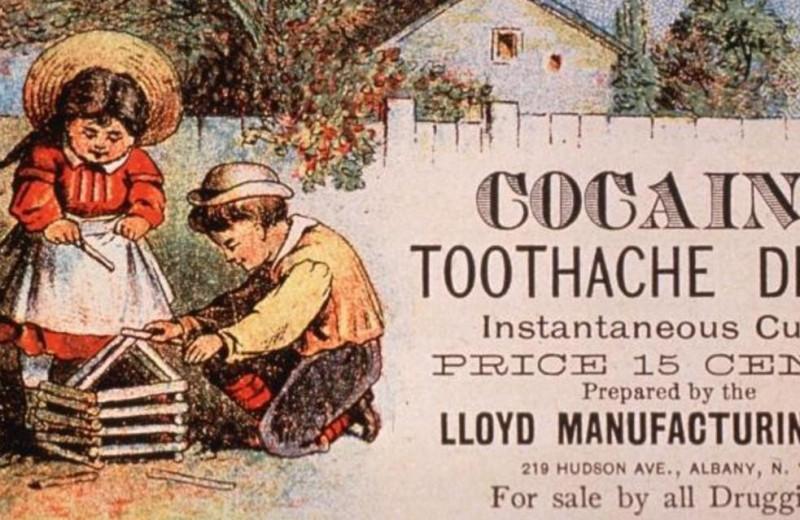 Как героином лечили кашель, а кокаином – героиновую зависимость