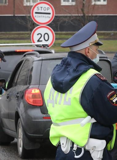 Экспресс-проверки водителей на алкоголь. Как это работает