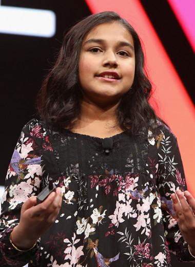 «Не пытайтесь решить все проблемы мира»: как Гитанджали Рао стала «ребенком года» по версии Time