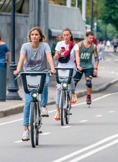 Берегись автомобиля и береги пешехода: как кататься на велосипеде