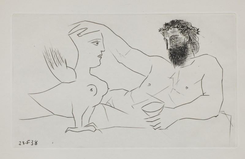 Посмертная выставка коллекции Георгия Генса открылась в Малаге