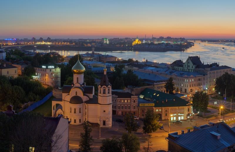 Игры со вкусом: Нижний Новгород