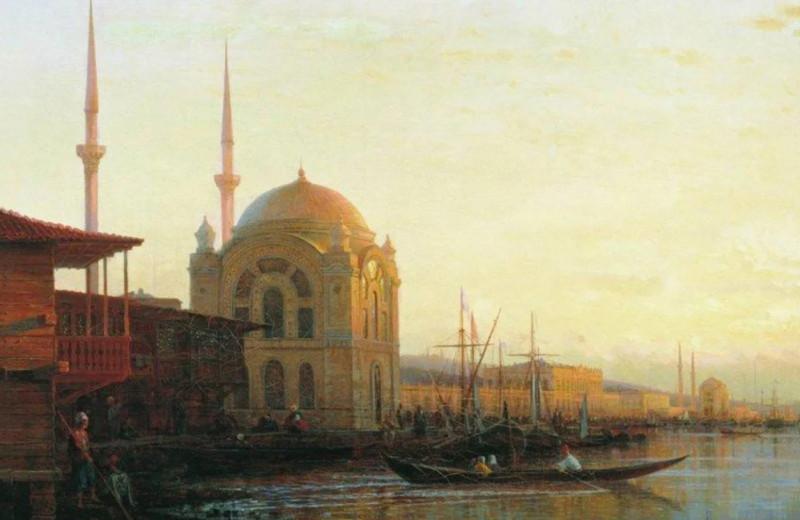 Образ Турции в русском искусстве