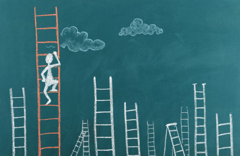 Алгоритм успеха: 5 шагов на пути к результату