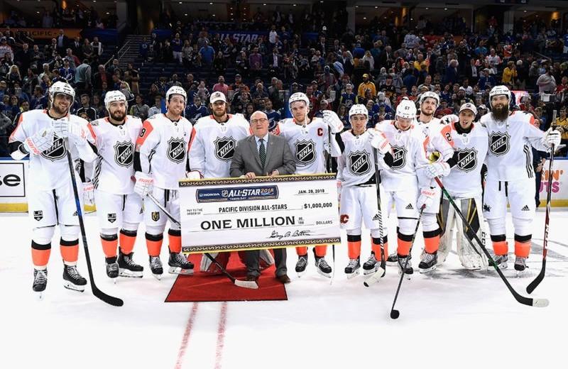6 причин посмотреть Матч звезд НХЛ