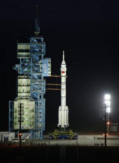Китайский космоплан (или нет) вернулся на Землю через два дня после запуска