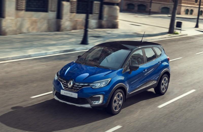Renault обновила кроссовер Kaptur— немного ярче, немного удобнее, немного дороже
