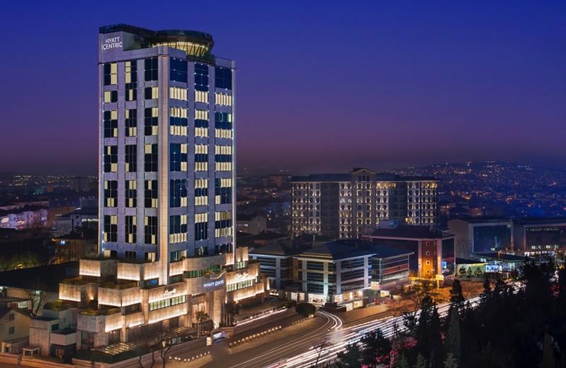 Где остановиться в Стамбуле: Hyatt Centric Levent