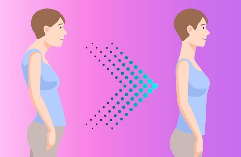 Спину ровнее: как держать осанку и не сутулиться