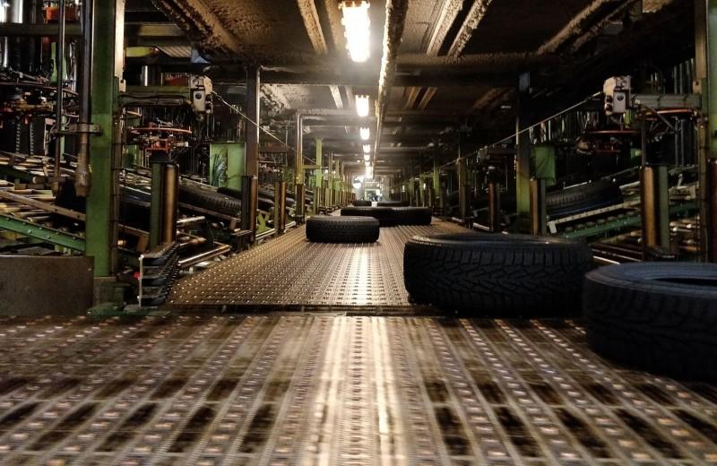 Резиновых дел мастера: как создаются автомобильные шины