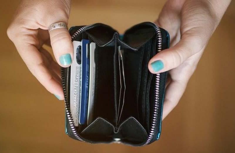Страх благополучия: почему у меня мало денег?