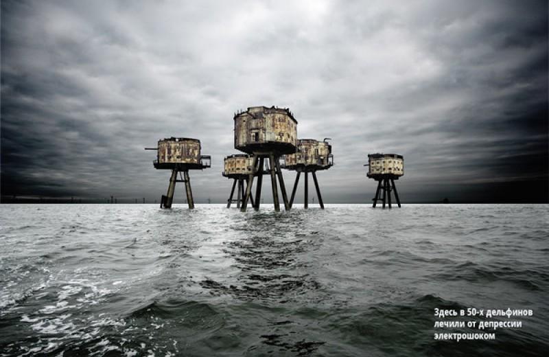 Союз ржавых: 5 грандиозных заброшенных сооружений