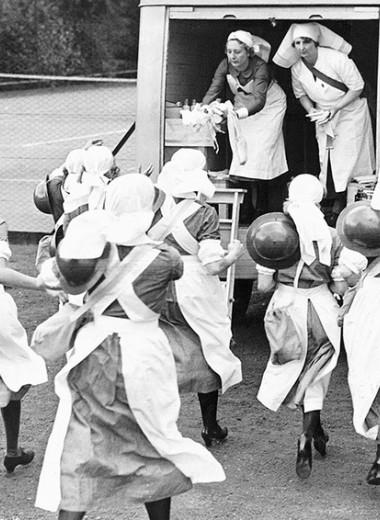 Беру огонь на себя. Подвиги женщин-медиков во время Великой отечественной войны