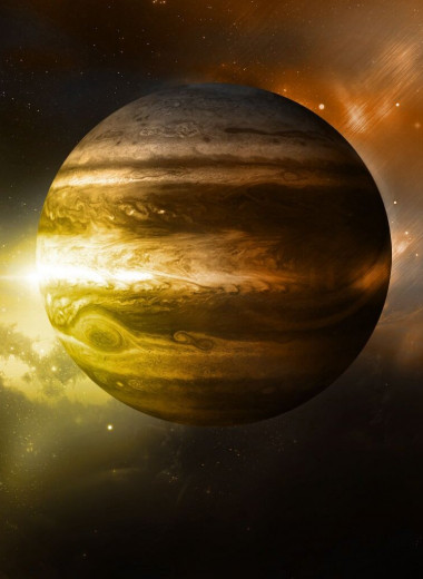 Юпитер не имел другой орбиты — идея приближения к Солнцу под сомнением