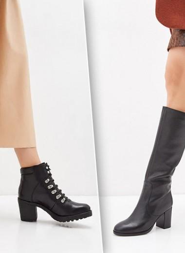 Каблуки зимой — легко! Топ-7 моделей трендовой обуви, в которой удобно