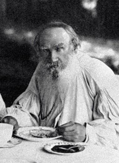 Каким было любимое блюдо Льва Толстого?