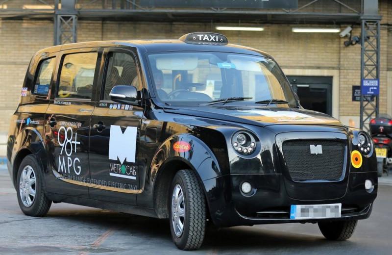 Полная история лондонского такси: 15 моделей и не только