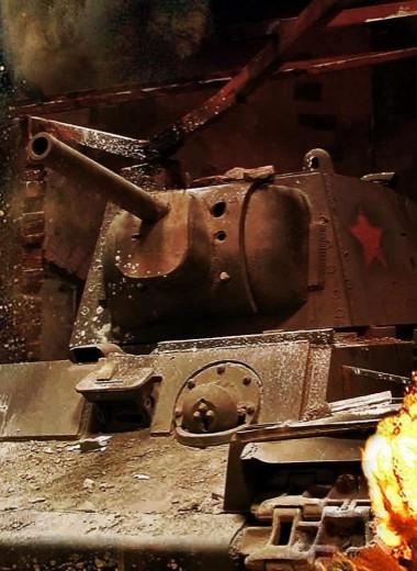 Чудо-танки в июне сорок первого: фиаско