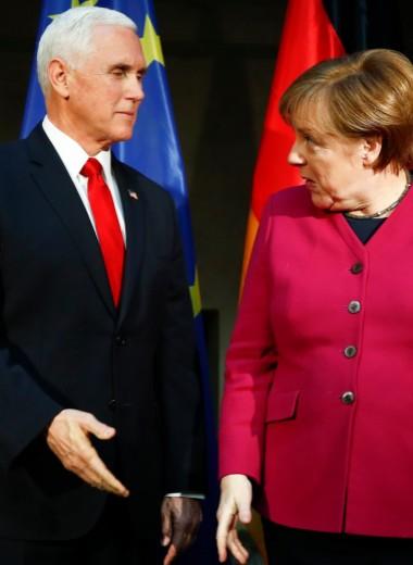 Сверхдержавы начали противостояние в Баварии