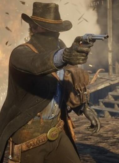 Red Dead Redemption 2 и другие главные игровые новинки месяца