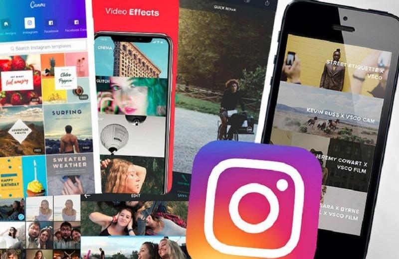 Встречаем по обложке: 10 приложений для идеального Instagram-аккаунта