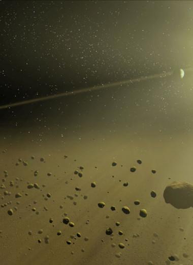 Загадка блуждающей звезды: причины аномального затмения
