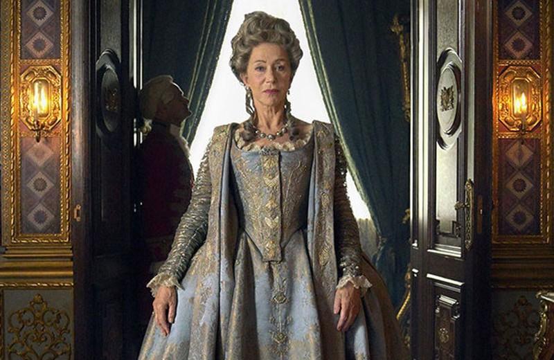 Как создавались костюмы для сериала «Екатерина Великая» с Хелен Миррен
