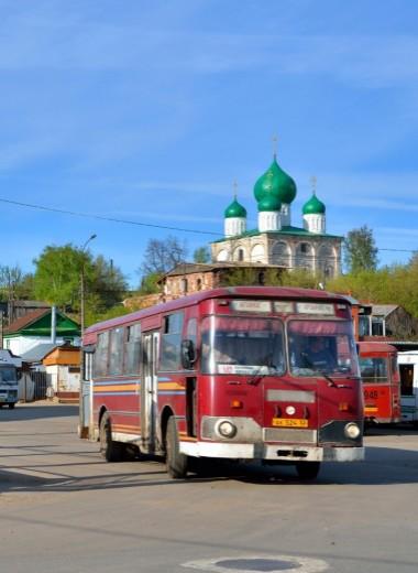 Прощай, ЛиАЗ: Арзамас отказывается от ретро-транспорта
