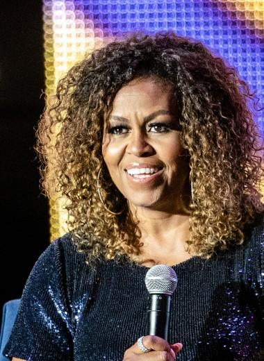 Стать первой леди:Мишель Обама выпустила книгу о непростом пути к Белому дому