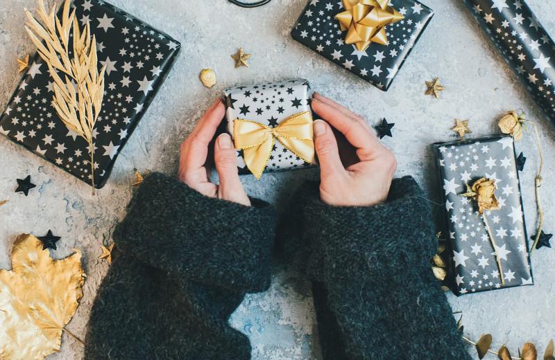 Как упаковать подарок: 20 оригинальных идей