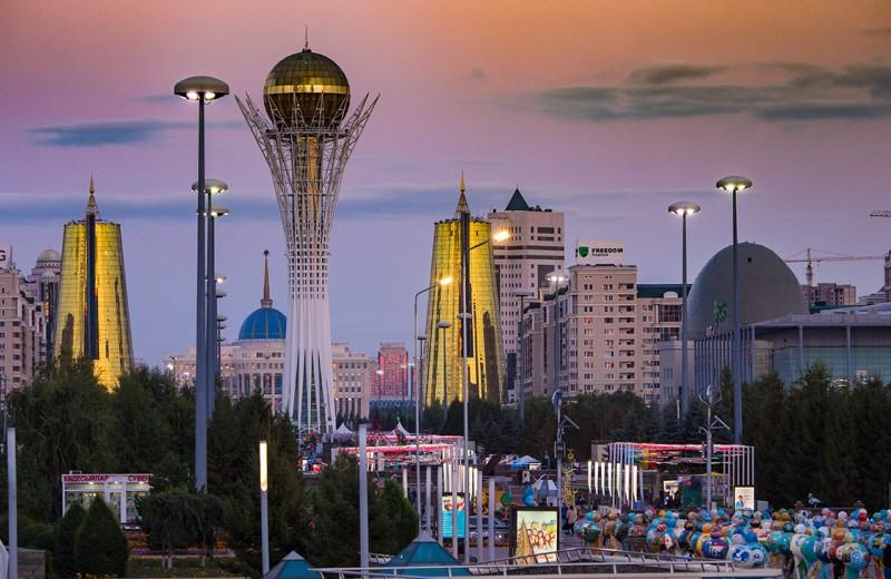 Нурсултанат Казахстан