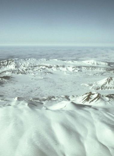 Извержение вулкана на Аляске ускорило падение Римской республики