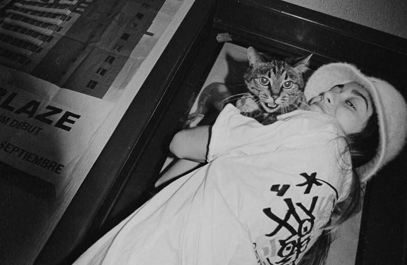Тату, селебрити иандерграунд: трушное интервью Playboy сфотографом Катей Котовой