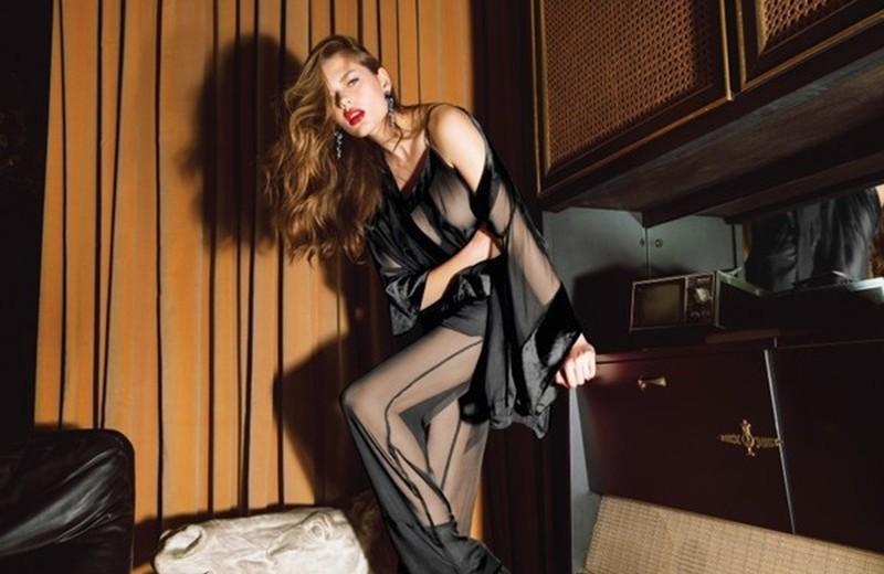 Как одеть девушку в крутое белье: один, но дельный, способ от Incanto