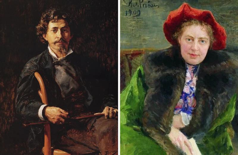 5 историй любви известных художников