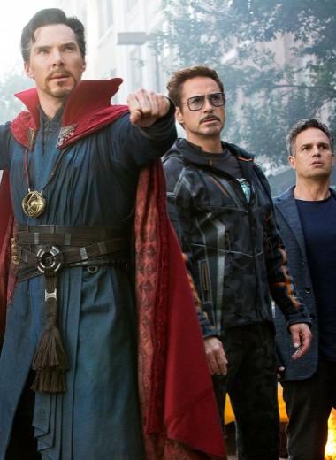 Баланс драмы и мордобоя. Почему надо увидеть фильм «Мстители: Война бесконечности»