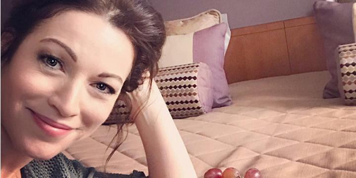 Алена Хмельницкая: «Английскую няню ребенку нужно брать как можно раньше»