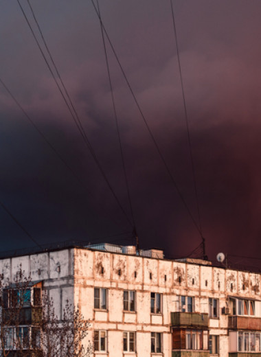 Режиссер Семен Серзин — об «Общаге-на-Крови». Общага как пример антиутопии по-русски