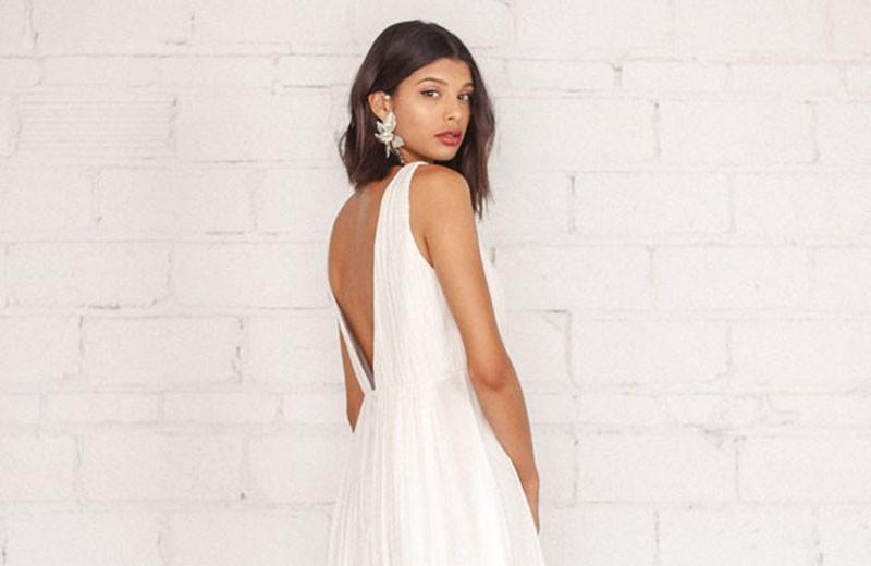 Экологичные свадебные платья