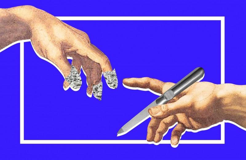 Этими руками: как, зачем и где делать мужской маникюр