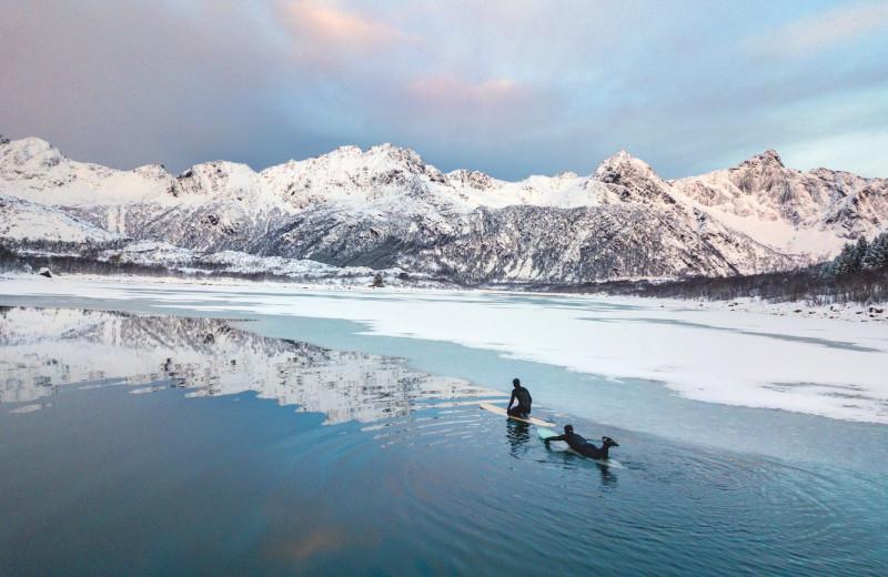 Серфинг в Норвегии: холодно и круто
