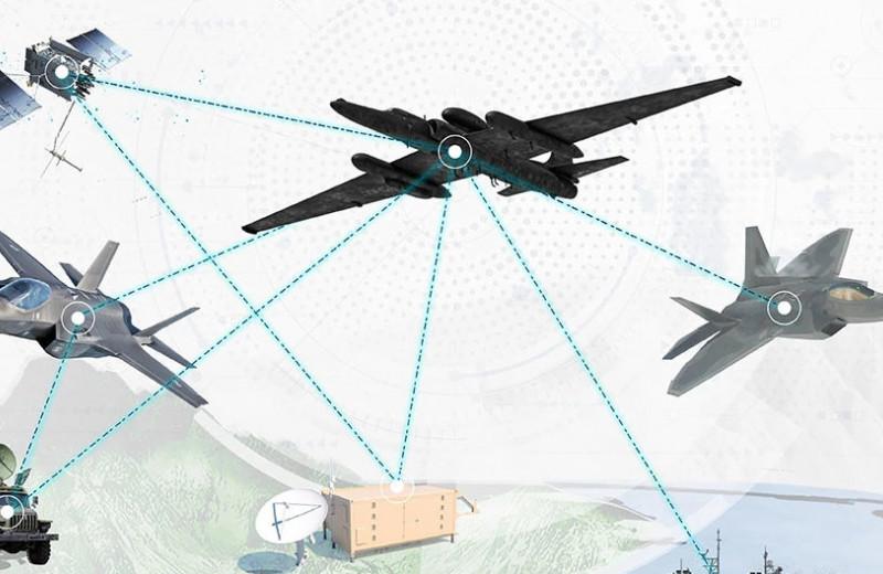 Истребители пятого поколения успешно осуществили связь с помощью разведчика U-2