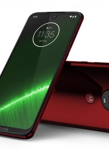 Тест и обзор смартфона Motorola Moto G7 Plus: средний класс с отличной камерой