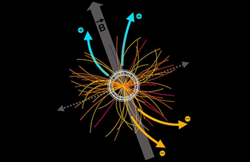 Слепой анализ не нашел следов хирального магнитного эффекта