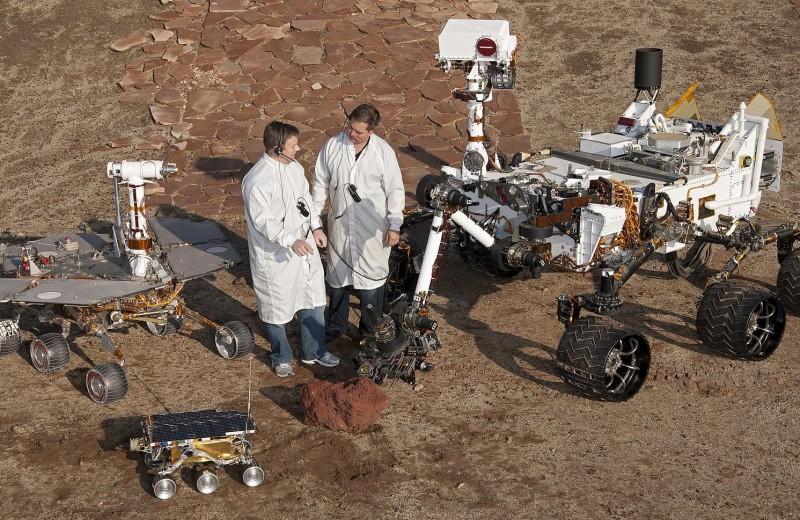 Страшно любопытно: что внутри марсохода Curiosity